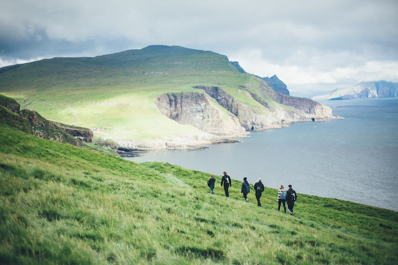 GUIDED TOUR OF MYKINES